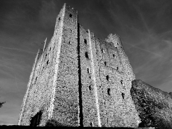 The Great Outdoors With Adobe Rochester Castle Black And White Hanging Out Taking Photos Check This Out Hello World Relaxing Enjoying Life Today's Hot Look Modern Art Magical Amazing Beautiful Fortress
