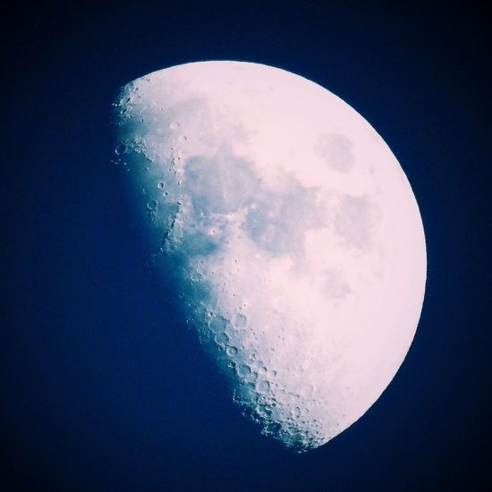 Everyday Joy Moon Moon Light Moon Watching Lovely Sky Stellar White