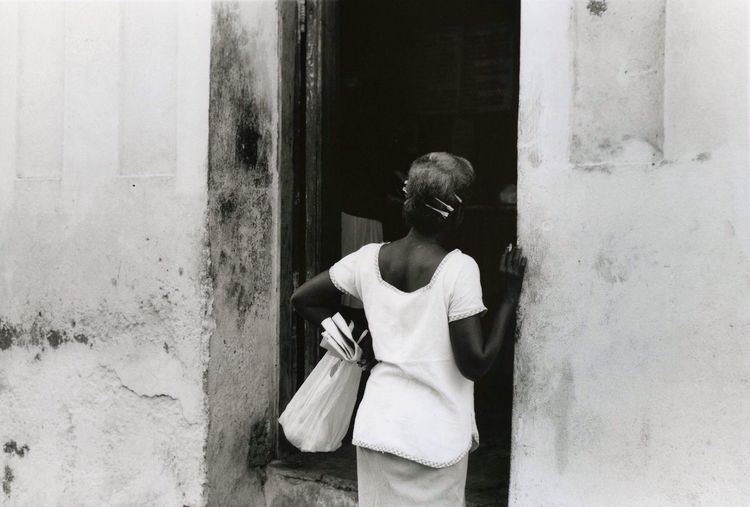 Feel The Journey Cuba Black And White Black And White Photography Film Nikon FM3a Ilford Travel Fine Art Photography Finding New Frontiers Women Around The World