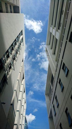 Clounds  Sky Thailand Buildings & Sky Building