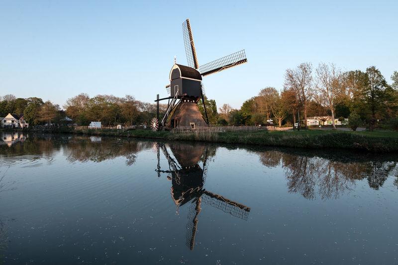 Windmill at
