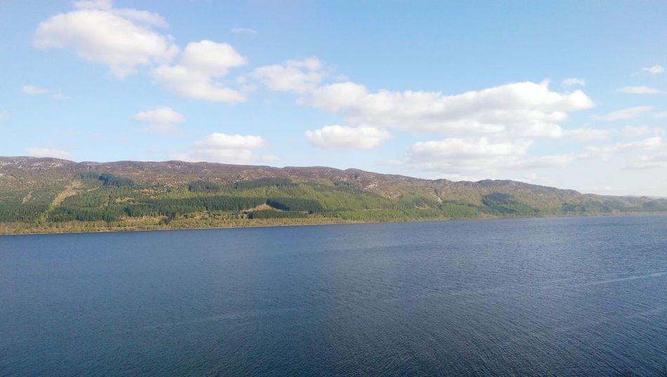 Lochness Nessie Scotland Scottish Highlands Landscape_photography Landscape #Nature #photography Landmark Lake View Nessiehunter Enjoying Life Scottish Heritage National Treasure