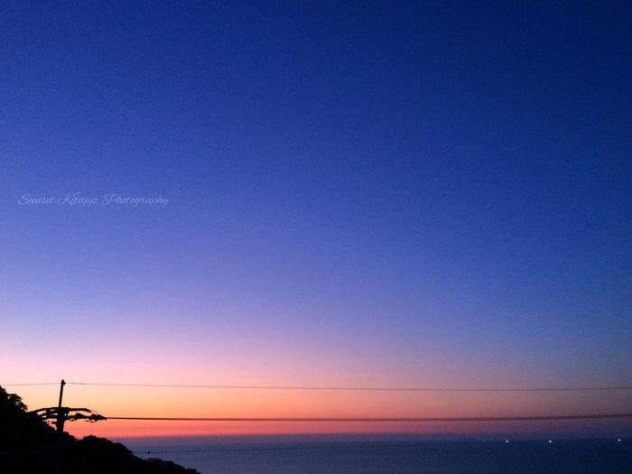 玄界灘の夕焼け✨ Sunset Beauty In Nature Sea Blue Horizon Over Water Sky Lovely Bokeh EyeEm Nature Lover Beautiful Nature Beauty In Nature EyeEm Best Shots Sunset #sun #clouds #skylovers #sky #nature #beautifulinnature #naturalbeauty #photography #landscape Sunset Silhouettes Sunset_collection 玄界灘