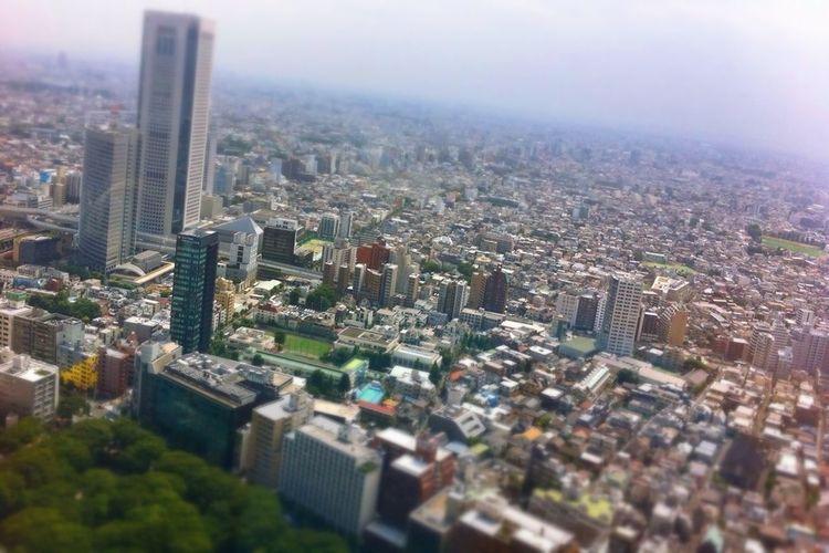 大都会東京 Tokyo View Building Japan