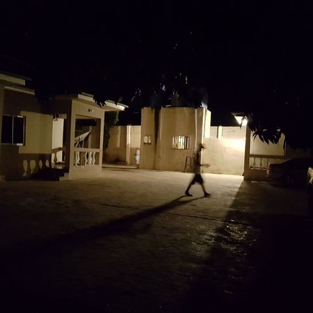 Nigeria hotel courtyard fear Night Built Structure People Adult Soccer City Architecture Real People Only Men One Person Adults Only Outdoors Politics And Government