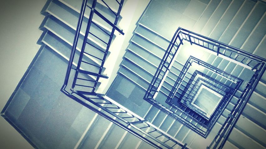 At work. Taking Photos Walking Around Ariel Shot Working Escaping Fireexit Stairs Staircase