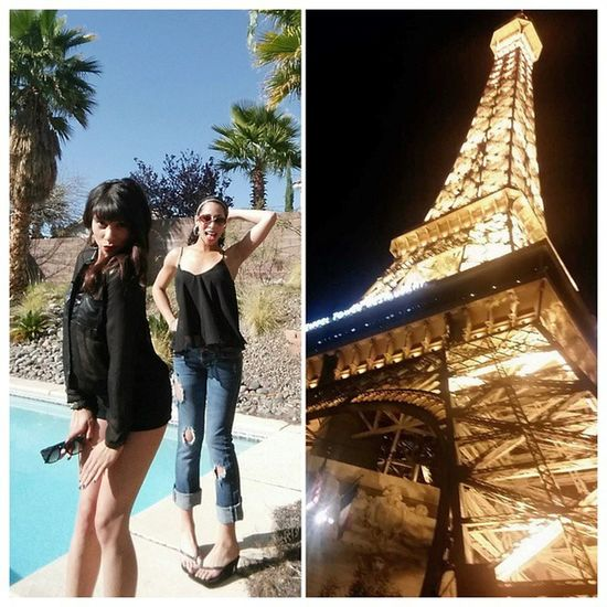 One day, we will be standing by the real deal! Vegas  🔜 Paris Bestfran Dorks
