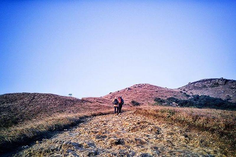 We will come again LG  G4 Hk Footprints Utravel Hiking Ig_captures VSCO Vscocam Vscohongkong Ig_nature Mountain Hk2015 Shoot2kill Picoftheday Photooftheday Instameethk Igtravel Landscape Sunsetpeak 大東山 Star 写真 Ig_mood Naturelovers ig_4every1 写真撮ってる人と繋がりたいclearsky leave comeback