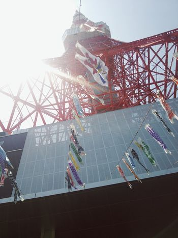 東京タワー TOUKYOU