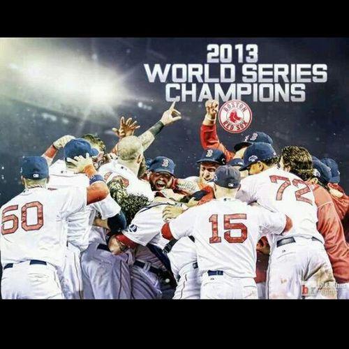 World Series World Series Champion 2013 Boston Red Sox