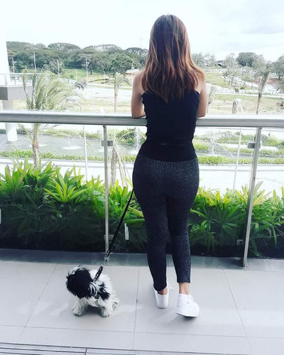 Ootd Backview Casual Clothing Rear View Shihtzumania ShihtzusofEyeEm Shihtzu Puppy Puppy Love Shihtzuoftheday KAWAII Puppylife With My Pet Lotd Selfie ✌ Simpleme Classy Look  Stay True, Be YOU ❥ Simplicity Keep It Simple Express Yourself Just Being Me Simplicity In Nature Lookfortoday Hello World