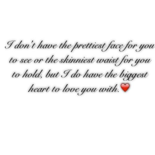 Just a big heart... #big #heart #not #beautiful