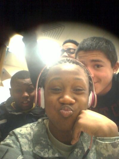 Me An These Fools In Algebra :))