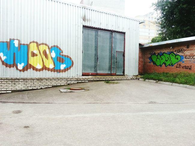 Boring time Graffiti Wall Art City Art Drawing