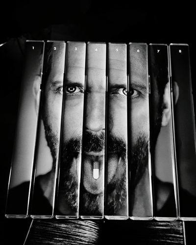 """Everybody lies."" - Dr. House 💊 First Eyeem Photo"