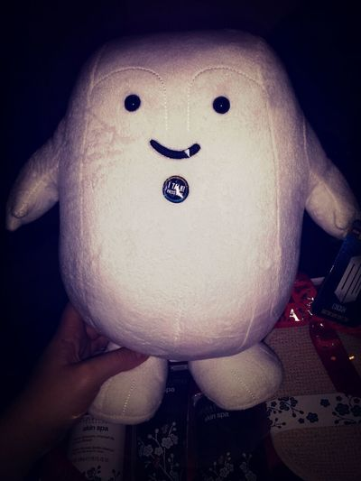 Adipose Doctor Who Best Leaving Gift Ever