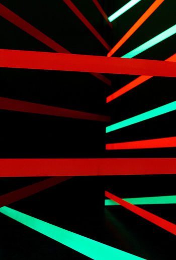 Lightplay Playing With Lights  Laserstyle Laser Colors Colored Lines Artsy