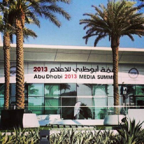 Mediasummit2013 Ad Abudhabi UAE dubaidxb mediapressrak