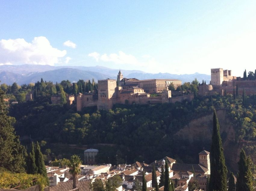 Simplesmente lindo! Granada Alhambra De Granada