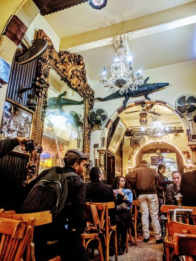 café at old downtown of Egypt Egypt People Coffee Cafe History Ancient Old Place Cairo Best EyeEm Nature Best EyeEm Shot Old Street Al-Hussein Mosque Old Buildings Life Winter 2018 Street Rain Song Women Men Shesha Feshawy Café EyeEmNewHere EyeEm Selects Enjoying Life Indoors  Built Structure Architecture Day