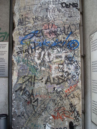 Berlin Wall Symbolism Of Divided Europe