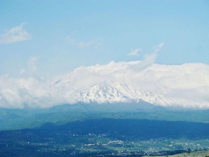 Mt Etna Italy