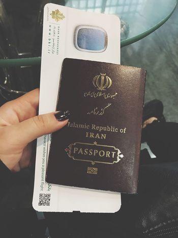 Airport Passport Smoking Lounge