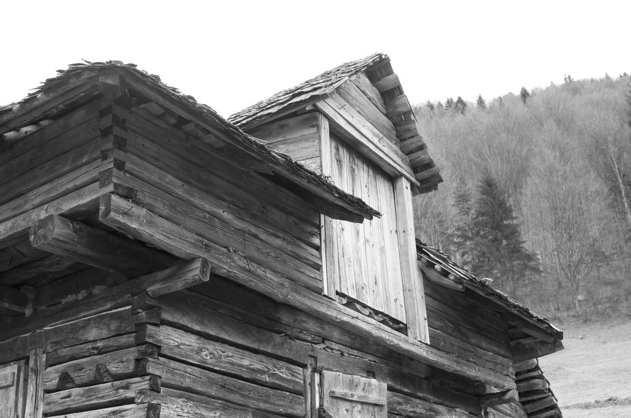 Exterior Of Built Structure
