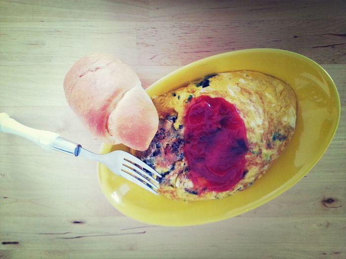 Goodmorning☺ Morning Food
