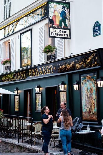 France Montparnasse Montparnasse, Paris Paris Bar Cafe Frankreich Painter Painting People Spring Street Streetphotography Summer