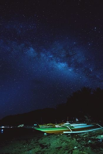 The galactic core as seen in Villa Norte, Alabat Island, Philippines Travel Photography Milkyway Lovers Starsky Galactic