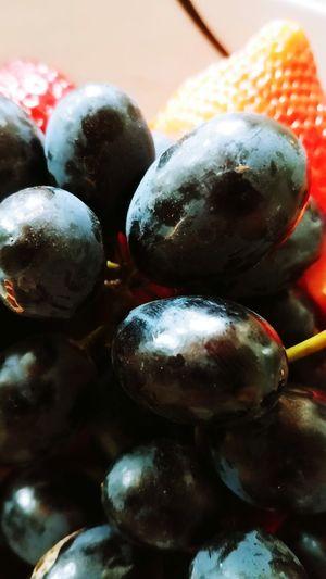 Weintrauben 💫 Erdbeeren 🍓😋 Fruit Close-up