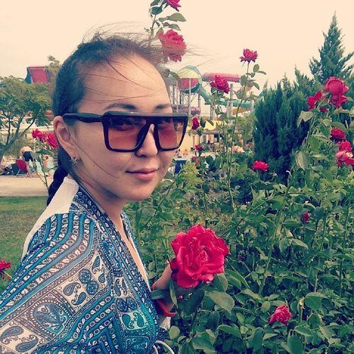 розы аквапарк банановаяреспублика крым👍😊