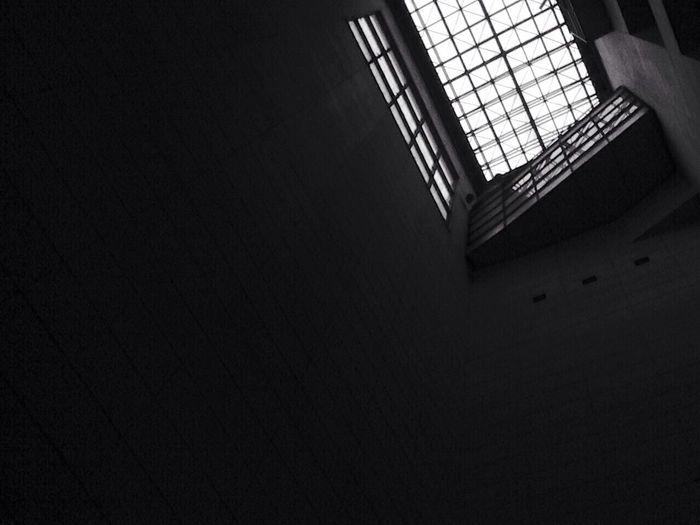 Indoors  Dark Modern No People Darkroom