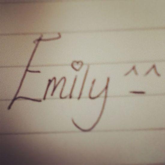 Day 5- Handwriting ✏ Marchphotochallenge My Name Heart cuteface