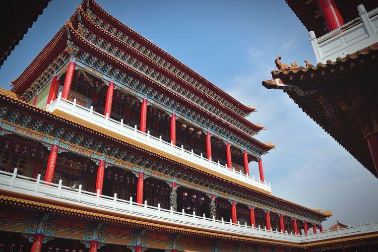 廟宇 廟宇 媽祖 古蹟 Architecture Travel Destinations History Palace Tradition Travel Building Exterior The Graphic City