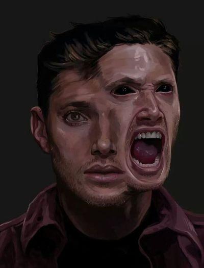 My ıdol ♥♥♥ Jensen Ackles Deanwinchester