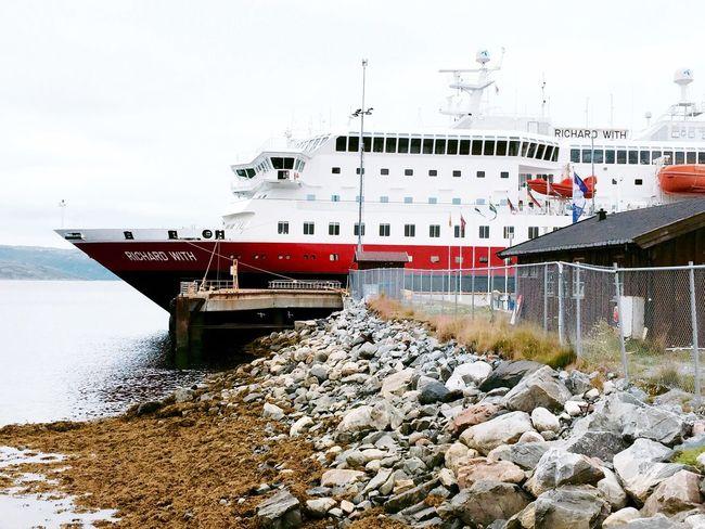 Hurtigruten Ship