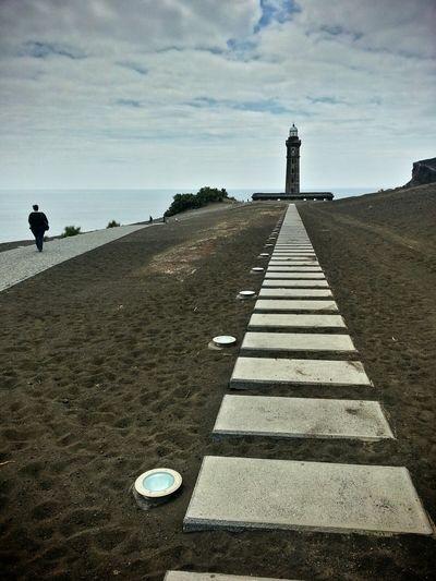 Capelinhos Lighthouse Faial