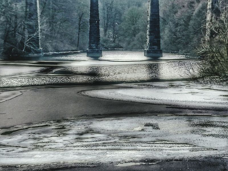 Misty And Cold Cold Day Gloomy Day Snow Icy Reservoir Lake Ice Wayoh Reservoir Icy Lake Icy Reservoir Ice On Lake Cold Day Misty And Cold Gloomy Day Wayoh Reservoir