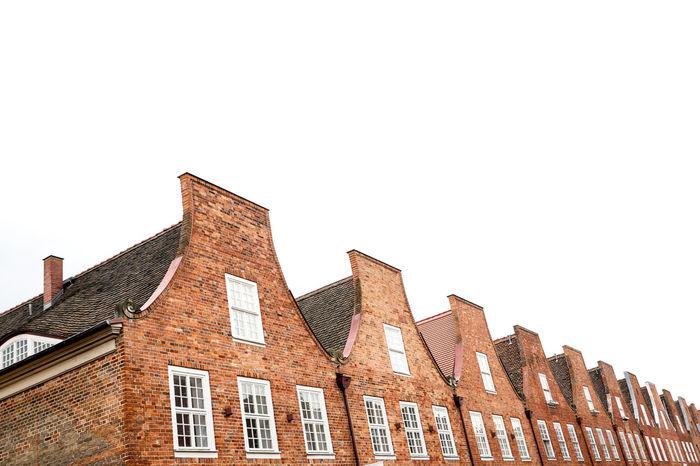 Dutch style Brickporn // Bricks Dutch House Dutch Landscape Dutch Architecture Architecture Potsdam Historical Building Dutch Life