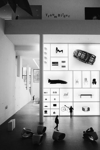 Wall of design, Pinakothek der Moderne, München. The Illuminator - 2014 EyeEm Awards Munich München