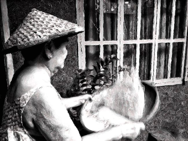 Eyeem Philippines IPhoneography Riceworld : Let's all Rice! Happy Rice month to all US citizen. (Glaze app).
