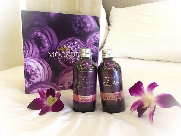 Mookda Aroma Oil Massage Oil