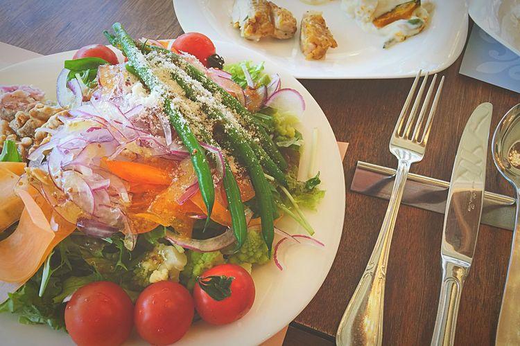 Lunch Break Salad Saladporn Delicious ♡ Foodporn Salade Salad Time