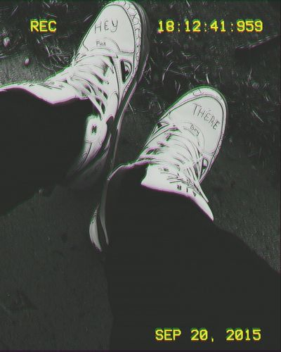 👟🔥 First Eyeem Photo
