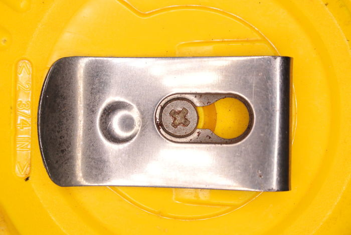Aluminum Clip Clipper Close-up Day Metal No People Yellow