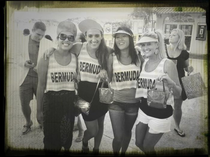 Team Bermuda