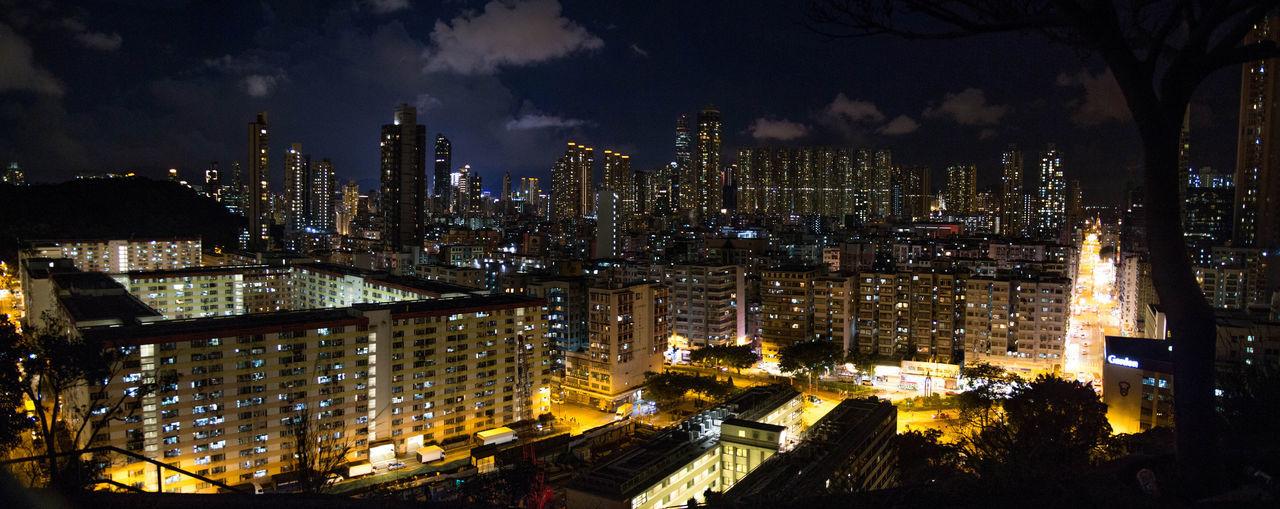 City Cityscape Eye4photography  Feel The Journey Hk HongKong Hongkongnight Night 喃嘸山