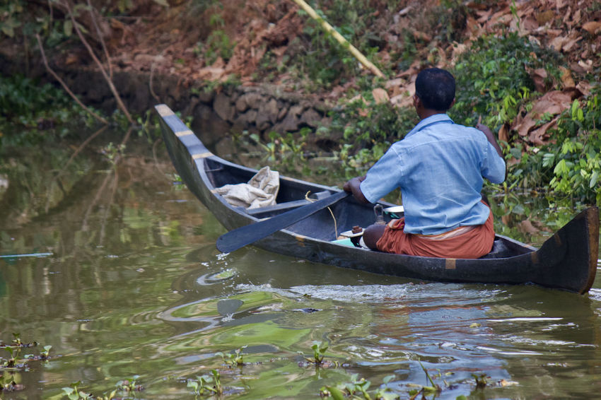 Boat Lake Lake View Lakeshore Lakeside Lakeview Life Lifestyle Lifestyles Living Life Man Mode Of Transport One Person Rear View Reflection Scenery Scenics Small Boat Tranquility Tree Water Water Reflections Water Surface Waterfront Let's Go. Together. Done That.